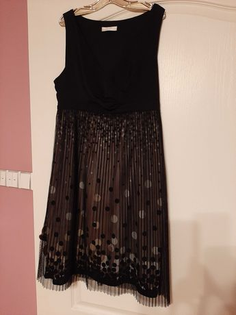 Sukienka czarna firmy Promod