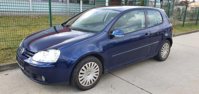 VW Golf benzyna MPI 2008r. Klima zamiana