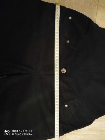 Spodnie ciążowe czarne happymum L.