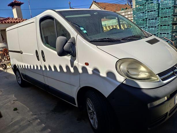 Carrinha Opel Vivaro
