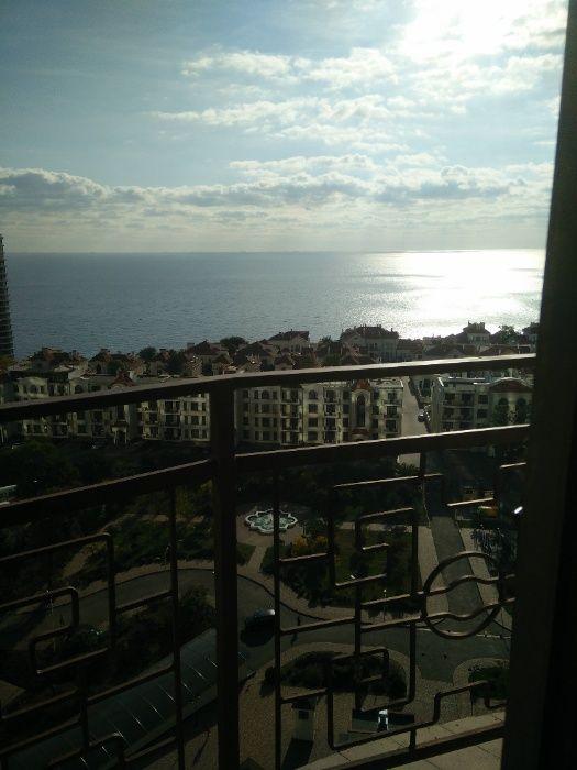 Аркадия,панорамный вид моря,балкон,паркинг,8 Жемчужина,посуточно-1