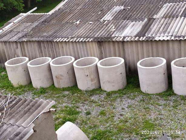 Продам бетоние колца септик канализация