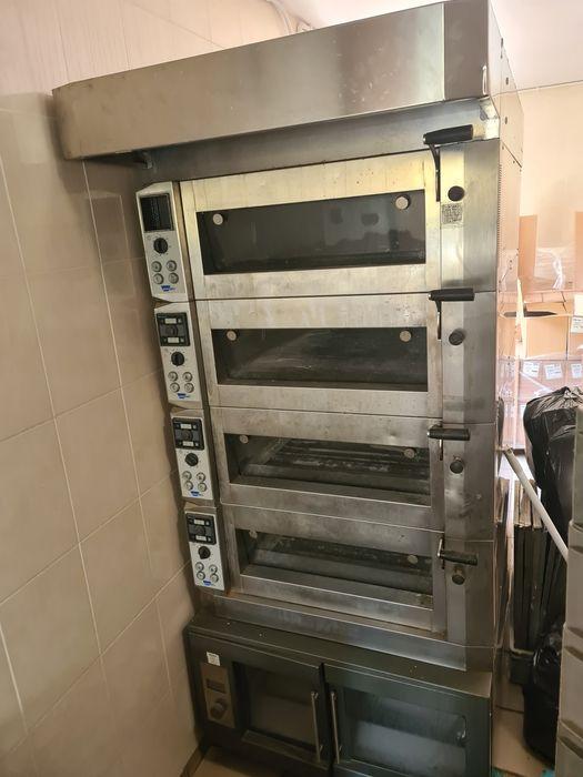 Sprzedam Piec piekarniczy Elektryczny Wiesheu Sopot - image 1