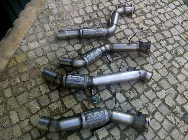 Downpipe Supressor BMW 2 F45 F46 F48 F39