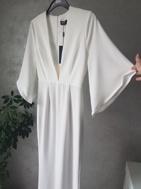 Biała suknia LEXI