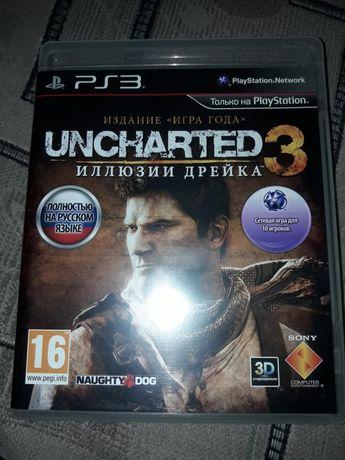 Uncharted 3,наPS 3