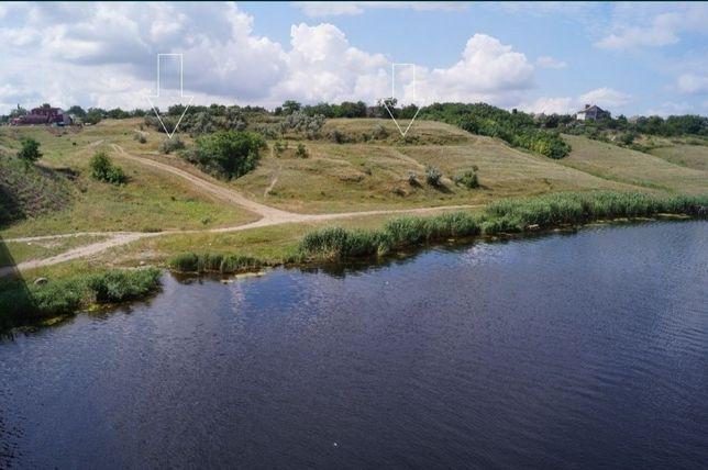 Участок у реки  М-Погорелово  Воскресенск Николаевская об Витовский рн