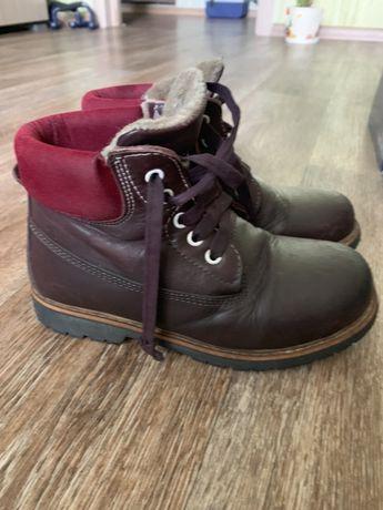 Зимние ботинки ортопедические 32 р.