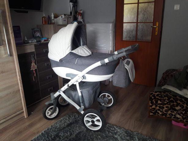 Wózek 3w1 camarelo sirion