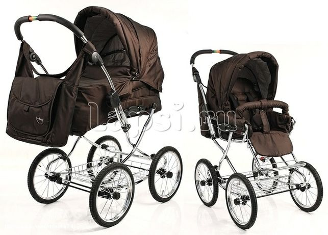 Teutonia elegance коляска