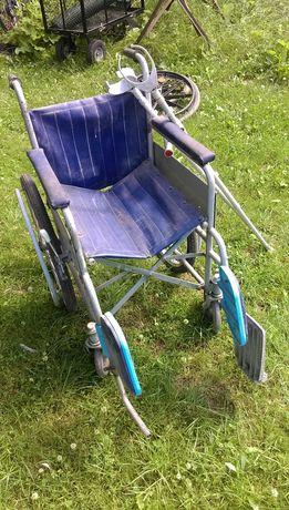Wózek inwalidzki -> oddam