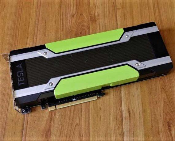 Gráfica NVIDIA Tesla K80 24GB GDDR5 Placa Aceleradora PCI-E CUDA