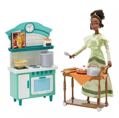 Кукла Тиана набор ресторан Принцесса-Лягушка Disney