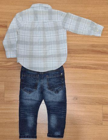 Camisa baby gap + calças next uk 2 anos NOVO