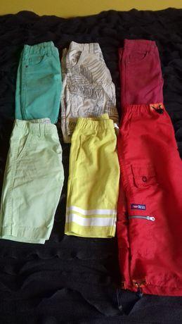 Ubrania dla chłopca rozm 116-128