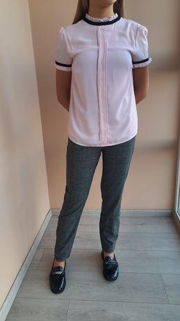 Штаны  и блузочка для девочки 12-13 лет(можно по отдельности)