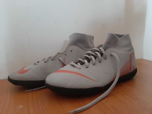 Buty do piłki nożnej r.41 nike mercurial engineered for speed