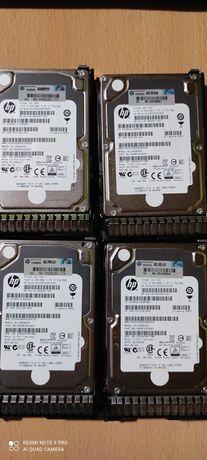 Discos HP SAS 300GB 10K