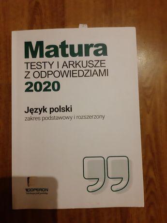 Sprzedam repetytorium język polski operon matura 2020