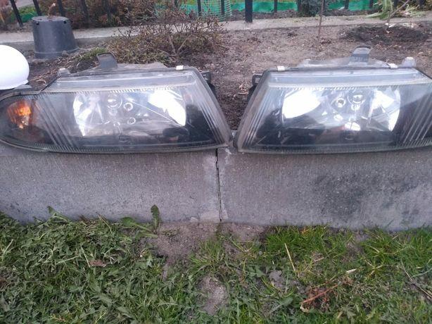 Mitsubishi Carisma lampy