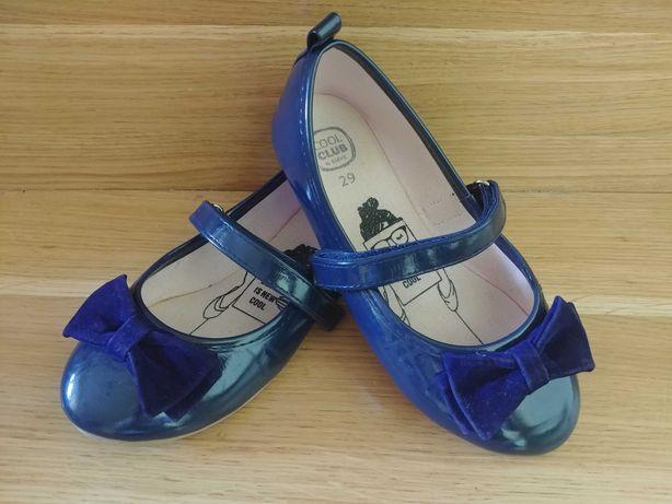 Jak nowe Smyk 29  baleriny balerinki pantofelki dla dziewczynki