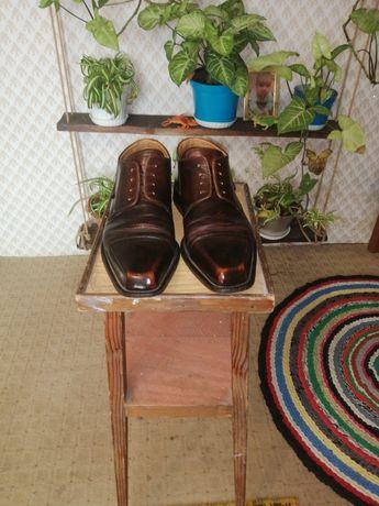 Дорогие Итальянские туфли Aldo Brue