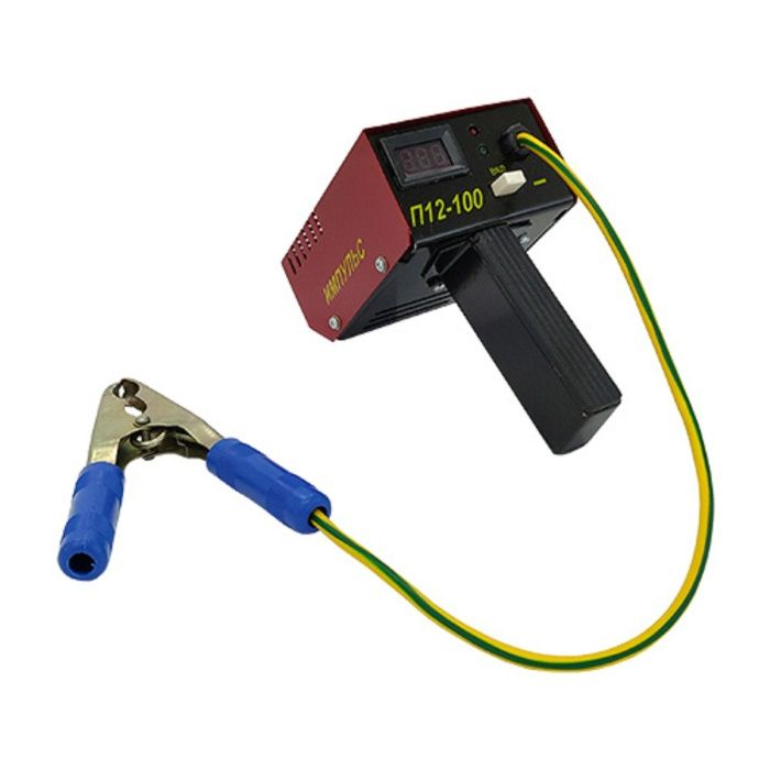Вилка нагрузочная для проверки аккумуляторов (100А) (Херсон) ВНАГР100 Полтава - изображение 1
