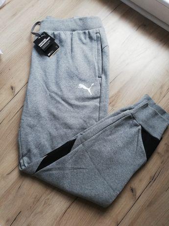 Nowe ciepłe spodnie Puma XXL męskie