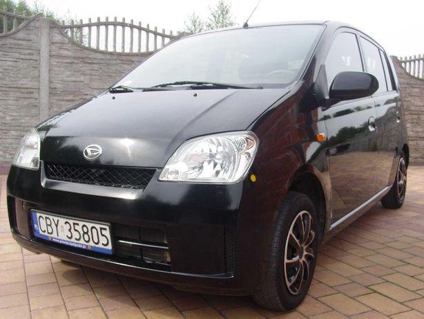 Daihatsu Cuore 2005 r., Klimatyzacja, stan bdb, okazja!