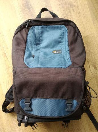 Plecak Lowepro fastpack 200 - plecak fotograficzny - przesyłka 5 zł