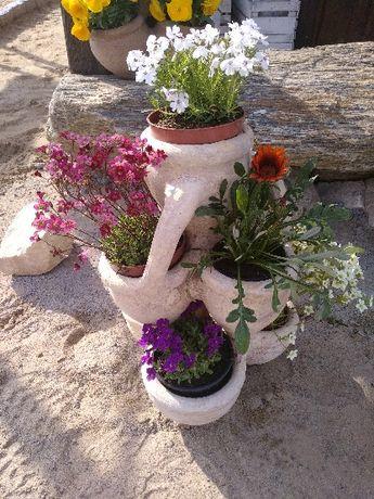 Amfory, donice, dzbany, doniczki włoska ceramika ogrodowa