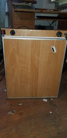 lodówka do przyczepy kampera na gaz 12v 230