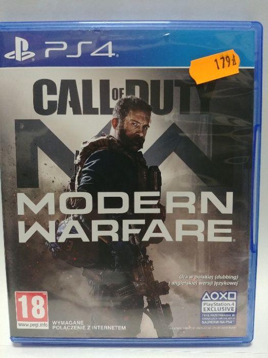 Call Of Duty Modern Warfare /zamiana/ gra ps4 (grywanda.pl) Kraków - image 1