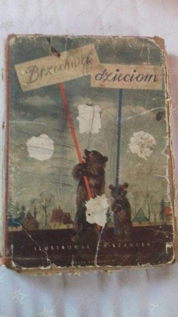 Brzechwa dzieciom bajki wiersze 1955