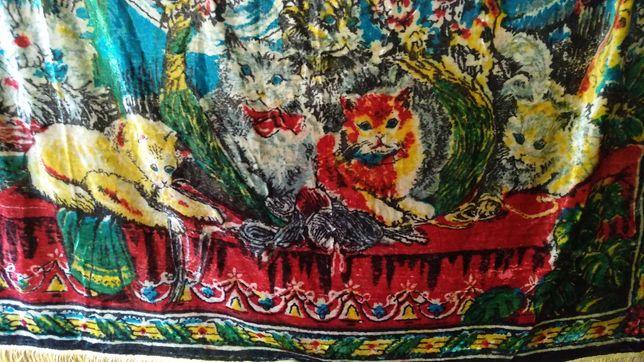 Плюшеві килимки часів СРСР