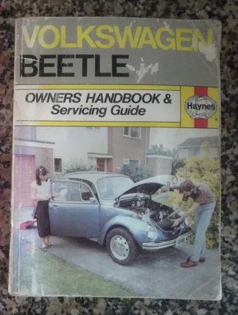 Livro da Volkswagen Beetle