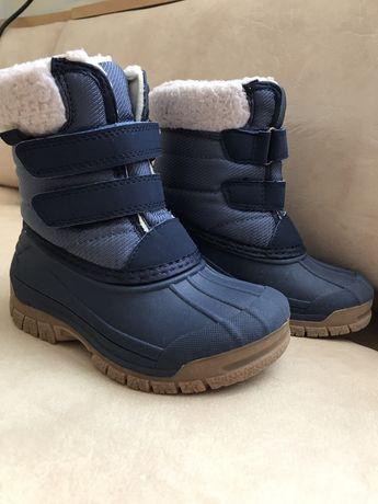 Зимние ботинки OshKosh на мальчика