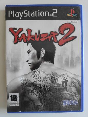 #Como Novo# Yakuza 2 PS2