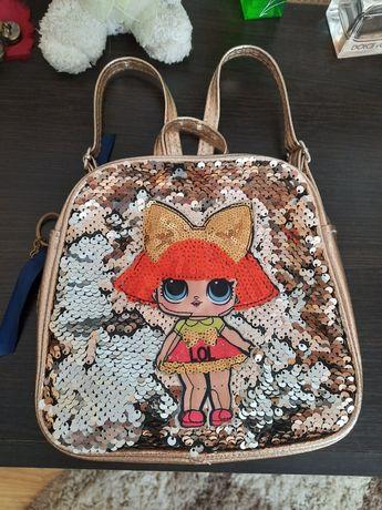 Стильный,красивый рюкзак,рюкзачок в паэтки