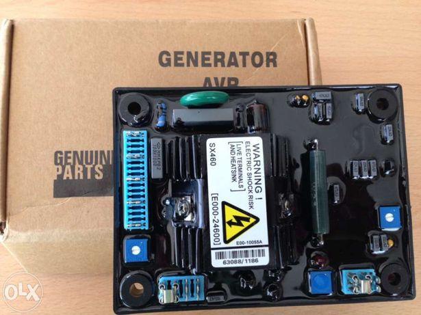 Regulador de tensão avr - sx460
