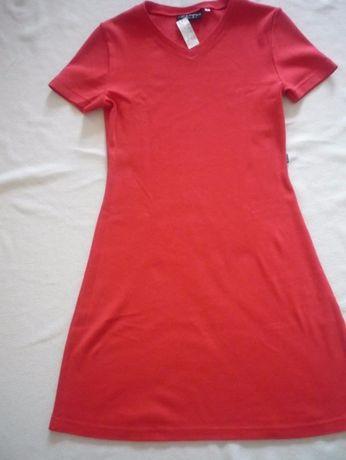 czerwona sukienka CarliGry r.2