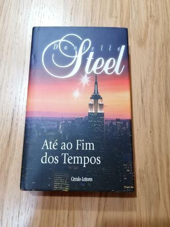 Livro de capa dura - Danielle Steel - Até ao fim dos tempos