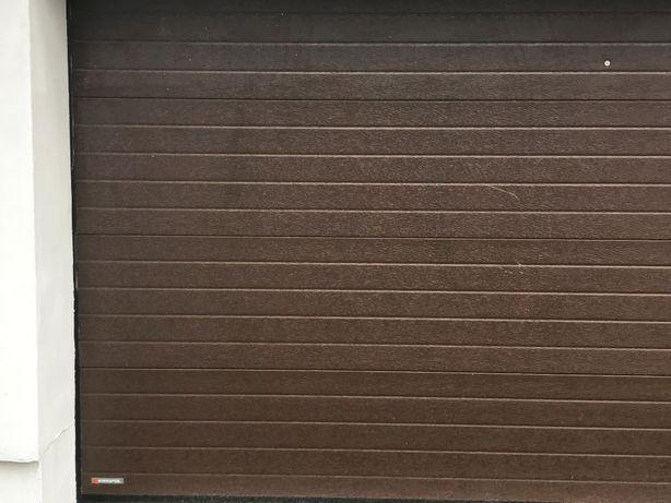 Bramy Garażowe Segmentowe 2500x2125, 5000x2250 - dostepne od ręki