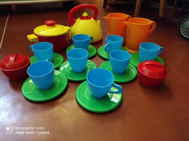 Детская посуда(набор)