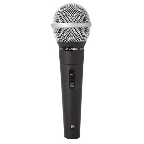 Mikrofon dynamiczny do karaoke CAROL GS-55