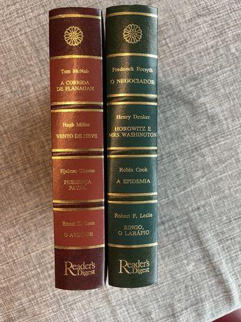 Conjunto de 2 livros, 8 historias
