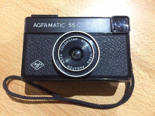 Câmara Fotográfica AGFA _colecionadores