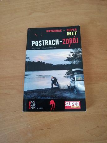 Książka Postrach-Zdrój Jacek Krakowski
