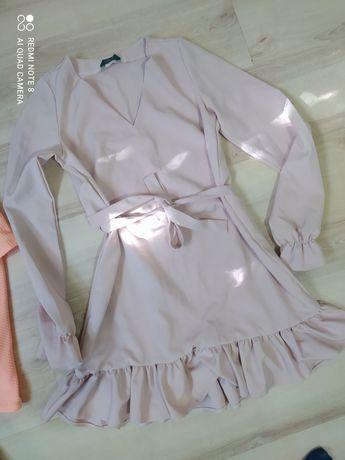 Платье размер S 300руб