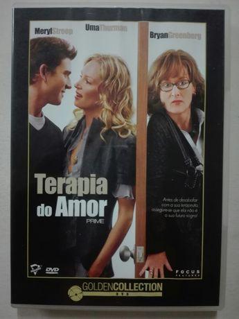 Filme DVD Terapia do Amor